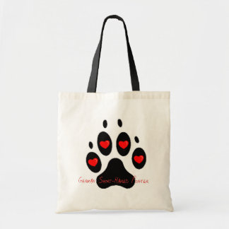 German Shorthaired Pointer Budget Tote Bag