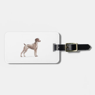 German Shorthaired Pointer Bag Tag