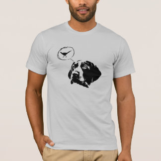 "German Shorthaired Pointer ""Birds for Brains"" Tee"