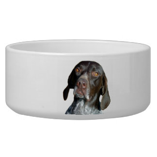 German Shorthaired Pointer Bowl