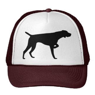 German Shorthaired Pointer Cap Trucker Hat