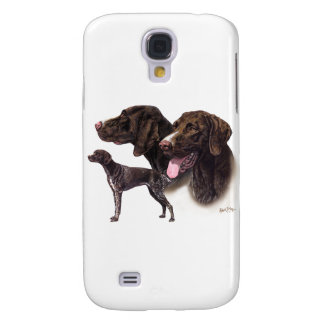 German Shorthaired Pointer Samsung Galaxy S4 Cover