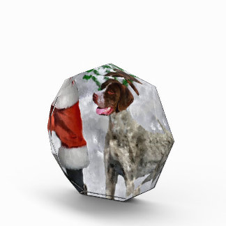 German Shorthaired Pointer Christmas Award