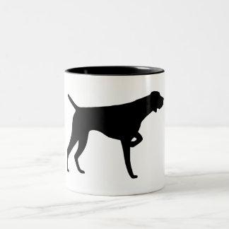 German Shorthaired Pointer Coffee Mug