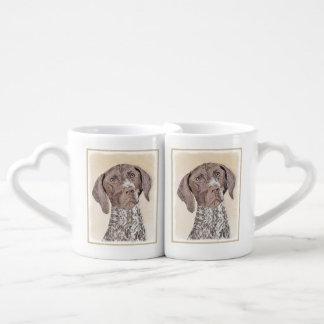 German Shorthaired Pointer Coffee Mug Set