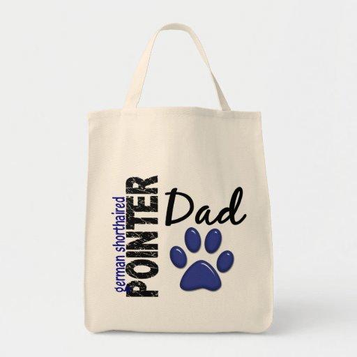 German Shorthaired Pointer Dad 2 Bag