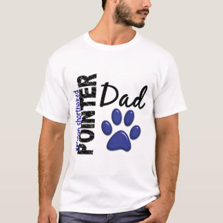 German Shorthaired Pointer Dad 2 T-Shirt