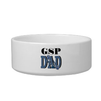 German Shorthaired Pointer DAD Bowl