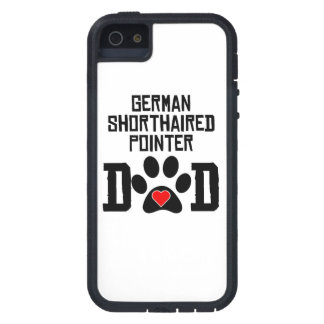 German Shorthaired Pointer Dad iPhone 5 Covers