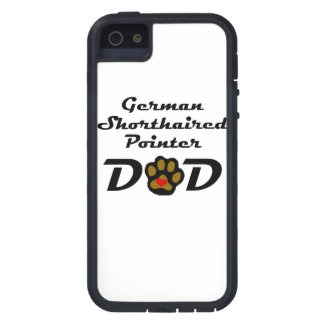 German Shorthaired Pointer Dad Cover For iPhone 5