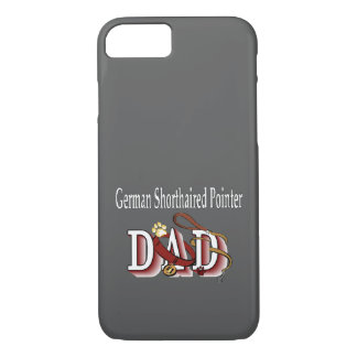 German Shorthaired Pointer Dad Gifts iPhone 8/7 Case