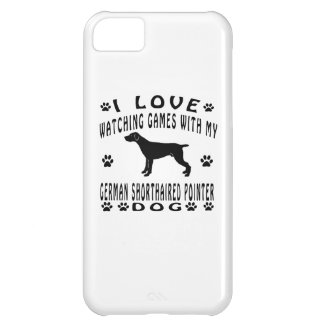 German shorthaired pointer designs case for iPhone 5C