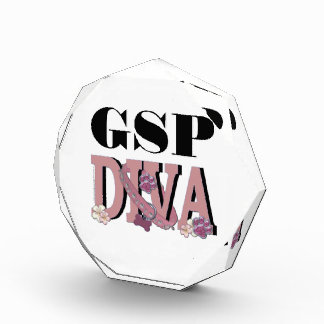 German Shorthaired Pointer DIVA Award