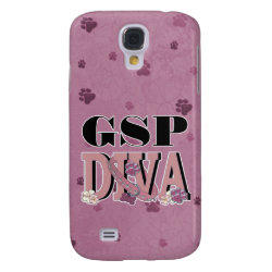 German Shorthaired Pointer DIVA Galaxy S4 Case