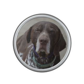 German Shorthaired Pointer Dog Bluetooth Speaker