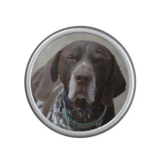German Shorthaired Pointer Dog Bluetooth Speaker