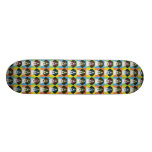 German Shorthaired Pointer Dog Cartoon Pop-Art Skateboard Deck