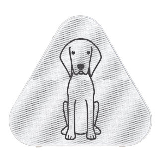 German Shorthaired Pointer Dog Cartoon Speaker