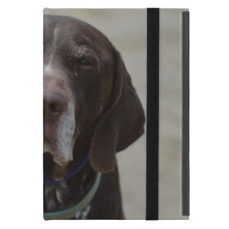 German Shorthaired Pointer Dog Cover For iPad Mini