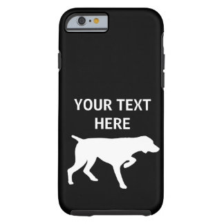 German Shorthaired Pointer dog - Customizable Tough iPhone 6 Case