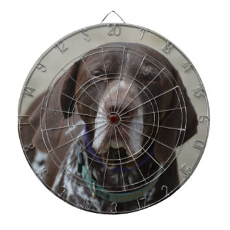 German Shorthaired Pointer Dog Dart Board