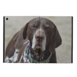 German Shorthaired Pointer Dog iPad Air Cover
