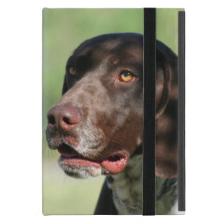German Shorthaired pointer dog iPad Mini Cover