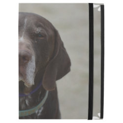 "German Shorthaired Pointer Dog iPad Pro 12.9"" Case"