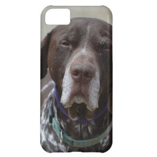 German Shorthaired Pointer Dog iPhone 5C Case