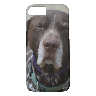 German Shorthaired Pointer Dog iPhone 7 Case