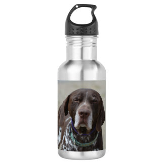 German Shorthaired Pointer Dog Stainless Steel Water Bottle