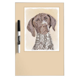 German Shorthaired Pointer Dry-Erase Board