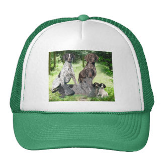 German Shorthaired Pointer Family Hat
