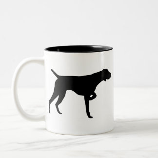German Shorthaired Pointer Gear Coffee Mugs