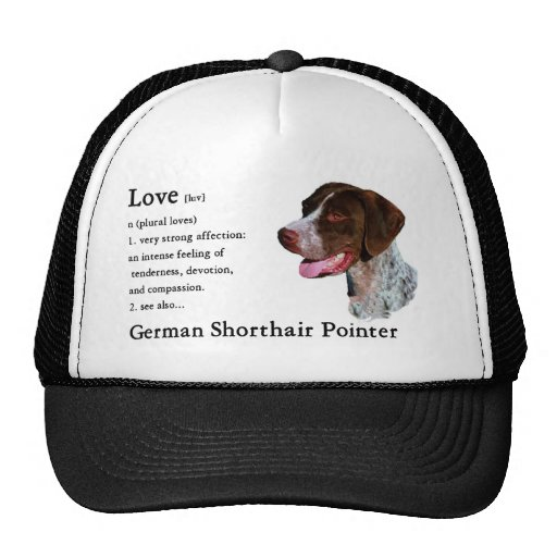 German Shorthaired Pointer Gifts Hat