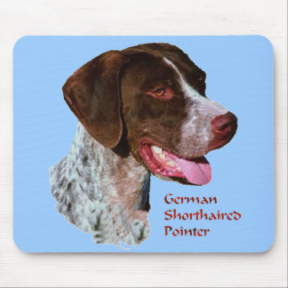 German Shorthaired Pointer Gifts Mouse Pad