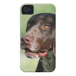 Case-Mate iPhone 4 Barely There Universal Case with Pointer Phone Cases design