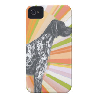 German Shorthaired Pointer iPhone 4 Cover