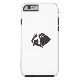 German Shorthaired Pointer iPhone 6 case