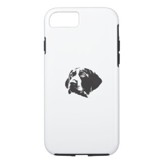 German Shorthaired Pointer iPhone 7 case