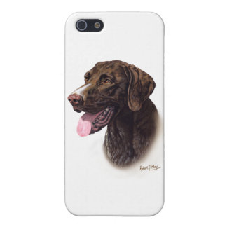 German Shorthaired Pointer iPhone 5 Case