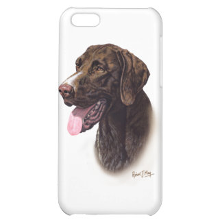 German Shorthaired Pointer iPhone 5C Case