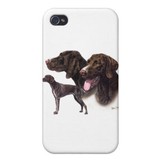 German Shorthaired Pointer Covers For iPhone 4