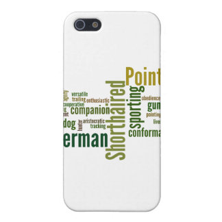 German Shorthaired Pointer Cover For iPhone 5