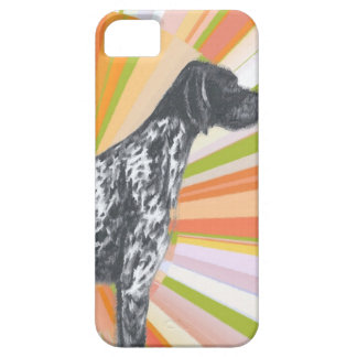 German Shorthaired Pointer iPhone SE/5/5s Case