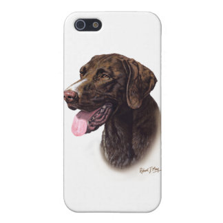 German Shorthaired Pointer iPhone SE/5/5s Cover