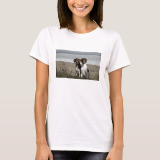 German Shorthaired Pointer Ladies T-Shirt