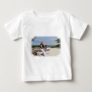German Shorthaired Pointer - Luke - Riley Baby T-Shirt
