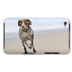 Case-Mate iPod Touch Barely There Case with Pointer Phone Cases design