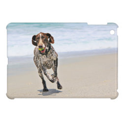 German Shorthaired Pointer - Luke - Riley Cover For The iPad Mini